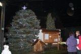 Rozsvícení vánočního stromu 2016
